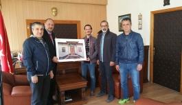 KARDOF'tan Kültür Müdürü Kılıç'a Ziyaret