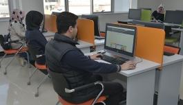 KMÜ İnternet Erişim Merkezi Açıldı