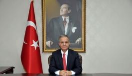 Vali Süleyman Tapsız'ın 14 Mart Tıp Bayramı...