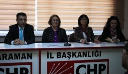CHP Kadın Kolları Genel Başkanı Köse: Referandum'da...