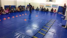 Judo'da Yetenekli Sporcular Okullarda Keşfediliyor