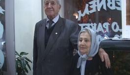 Ali Ünlüer, 75 Yıllık Hayat Arkadaşını Kaybetti