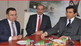 Çalışma Bakanlığı Yetkilileri Karaman'da