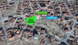 Çeltek Mahallesi'ne Yeni Park Yapılıyor