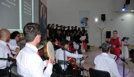 Güzel Sanatlar Lisesi Korosundan Türk Sanat Müziği...