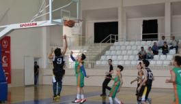 Karaman'da U13 Yarı Final Heyecanı Sona Erdi
