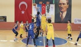 Karaman'da Türkiye Şampiyonası Yarı Final Müsabakaları...