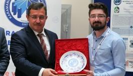 KMÜ'de Enerji Bilim Şenliği Düzenlendi