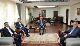 İmam Hatip Okulları Platformundan Vali Tapsız'a...