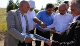 Kalkınma Bakanı Lütfi Elvan Karaman'da Devam...