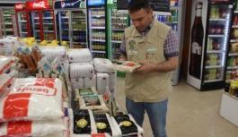 Ramazan Ayında Gıda Denetimleri Sürüyor