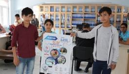 Ücretsiz Yaz Spor Okullarına Gençlerden Yoğun...