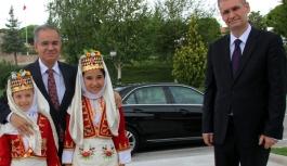Vali Tapsız, Karaman'da 1. Yılını Doldurdu