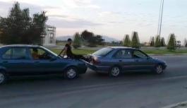 Araba İtmede Türk İşi Çözüm