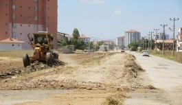 Asfalt Çalışmaları Yenişehir Mahallesi'nde
