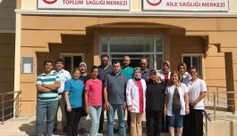 Ayrancı Toplum Sağlığı Merkezi Yeni Hizmet Binasında