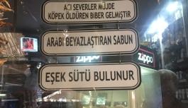 Büfe Süreyya: Eşek Sütü Deyip Geçme!
