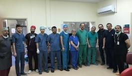 Karaman Devlet Hastanesinde Aort Yırtılmasında...