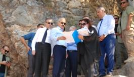 Bakan Elvan'dan Cennet ve Cehennem Mağaraları...