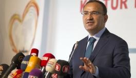 """Başbakan Yardımcısı Bozdağ: """"Suç İşleyene..."""