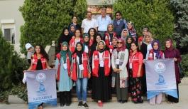 'Damla Projesi' Gençlerinden Duru Bulgur'a...