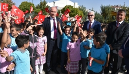 İlköğretim Haftası Kutlama Programı Gerçekleştirildi