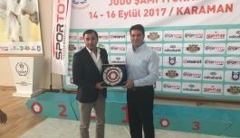 Judo Federasyonundan Grand Karaman Otel'e Teşekkür...