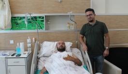 Karaman Devlet Hastanesi'nde Bir Başarılı Ameliyat...