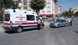 Karaman'da Otomobilin Çarptığı Yaşlı Kadın...
