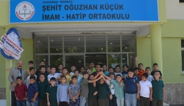 Şehit Oğuzhan Küçük'ün İsmi Bu Okulda Yaşayacak