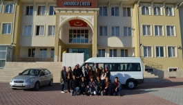 Abdullah Tayyar Anadolu Lisesi Öğrencilerinden Güldere...