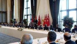 Cumhurbaşkanı Recep Tayyip Erdoğan, Valileri Kabul...