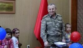 FETÖ'den Tutuklu Giresun Eski Jandarma Bölge Komutanı...