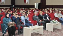 KMÜ'de Sözde Ermeni Soykırımı Konuşuldu