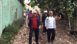 Vali Meral Narlıdere Köyünü Ziyaret Etti