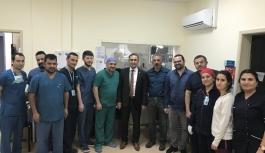 EVAR Tedavisi Karaman'da Güven Veriyor