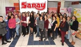 Saray Bisküvi Kadın Emeğini Destekliyor