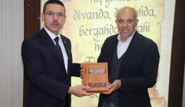 Sayıştay Başkanı Seyit Ahmet Baş'dan Başkan...