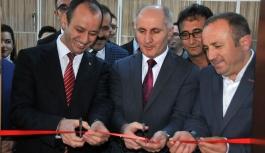 STEM Kodlama Ve Robotik Laboratuvarı Açıldı