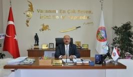 """Başkan Samur: """"Bu İftirayı Atanlar Mahkemede..."""