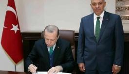 Cumhurbaşkanımızı Karaman'da Ağırlamaktan...