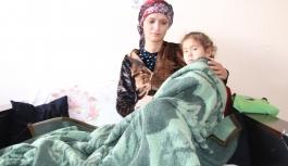 Eşi Cezaevine Giren Anne, Üç Çocuğuyla Tek Başına...