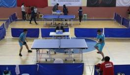 Gençler Masa Tenisi'nde Şampiyonlar Belli Oldu