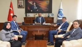 Kamu Denetçisi Yahya Akman Öğrencilere Ombudsmanlığı...