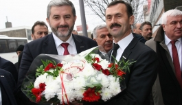 Mustafa Duyar'ın Başkanlığında MÜSİAD Rotterdam...