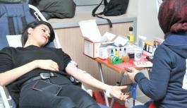 Öğrenci Topluluklarından Ortak Kan Bağışı Kampanyası