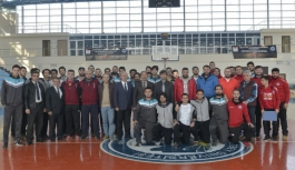 Üniversitelerarası Basketbol 2. Lig Müsabakaları...