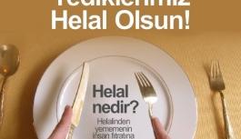 Yediklerimiz Helal Olsun!
