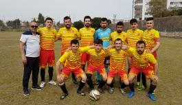 İşitme Engelliler Futbol Takımı Mersin'den 3...