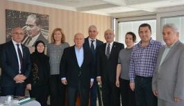 İstanbul'da Karamanlılar Buluştu